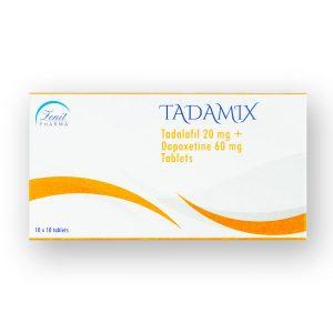 Tadamix 80mg